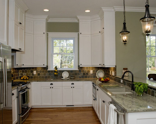 Surf Green Granite Home Design Ideas Pictures Remodel