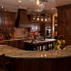 Traditional Wyckoff - Traditional - Kitchen - New York ...