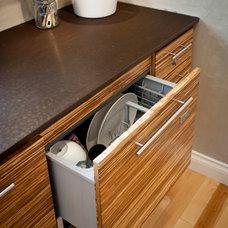 Modern Kitchen by GreenWorks Building Supply
