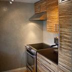 Corner Base Cabinet - Modern - Kitchen - Toronto - by SVEA KITCHENS