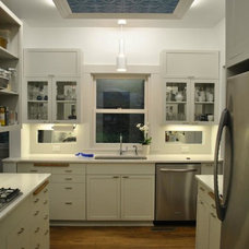 Contemporary Kitchen by HERE Design and Architecture