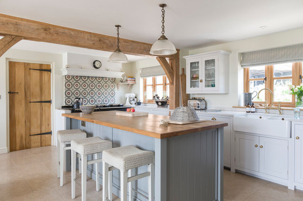 Country Kitchen by Border Oak Ltd