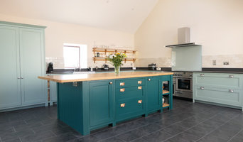 Herefordshire Shaker kitchen