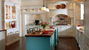 Heritage Inspired Cottage Kitchen Cabinetry