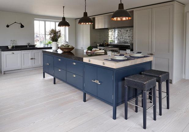 Indretning: smarte køkkener i et enestående kombineret design