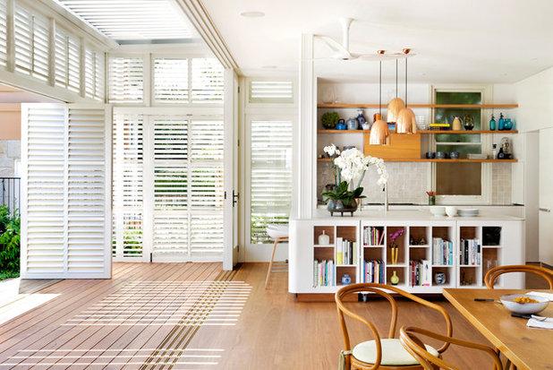 Klassisch Küche by Luigi Rosselli Architects