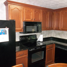 Traditional Kitchen by Ben Nieves at Lowe's Home Improvement