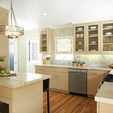 Contemporary Kitchen by DC Mitchell Design & Construction
