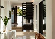 Love the timber grain floor tiles