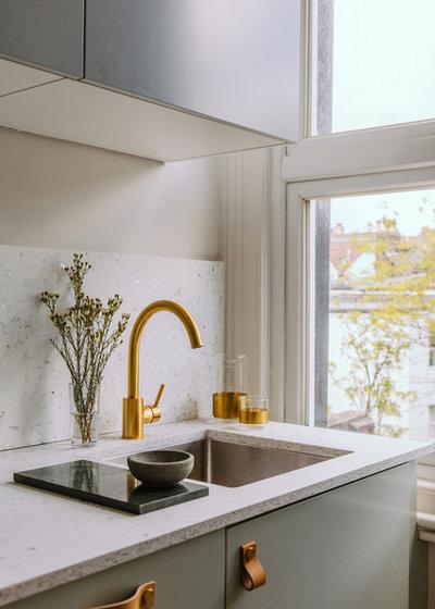 Scandinavian Kitchen by Indie & Co.