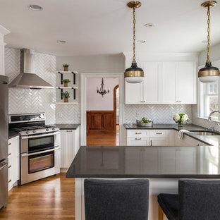 Herringbone Kitchen