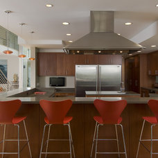 Contemporary Kitchen by Michael Lee Architects