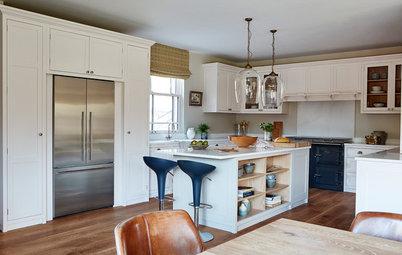 Kitchen Tour: An Elegant Design for an Open-plan Room