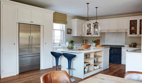 Kitchen Tour: An Elegant Design for an Open-plan Room