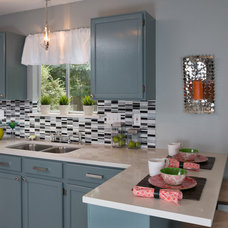 Eclectic Kitchen by Design Studio2010, LLC