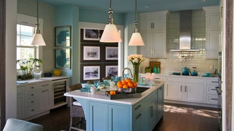 HGTV Smart House installed by Woodworks Cabinetry Inc.