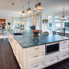 Contemporary Kitchen by Electronics Design Group, Inc.