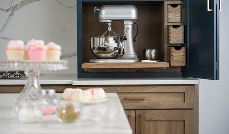 How to Whip Your Baking Center Into Shape