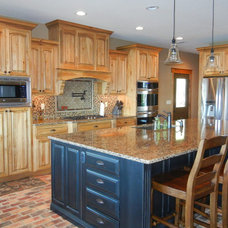 Traditional Kitchen by Fairchild Cabinetry and Furniture