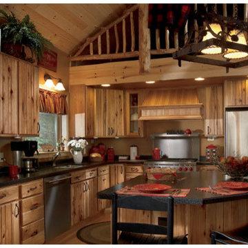 Hickory Custom Kitchen
