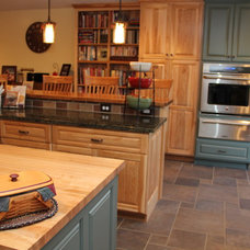 Traditional Kitchen by Gemini Corporation Building Solutions