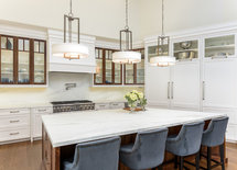 Love the island. What is the counter-top material & name?