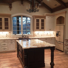 Traditional Kitchen by Stolls Woodworking LLC
