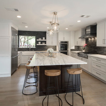 Hidden Cove Kitchen and Living