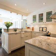 Modern Kitchen by Studio Z Design