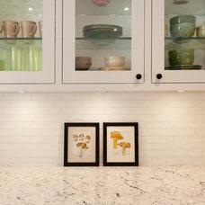 Traditional Kitchen by Studio Z Design