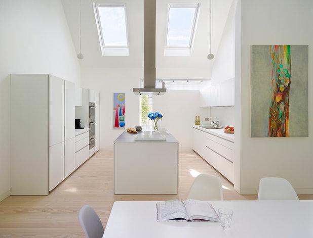Moderne Cuisine by Kitchen Architecture