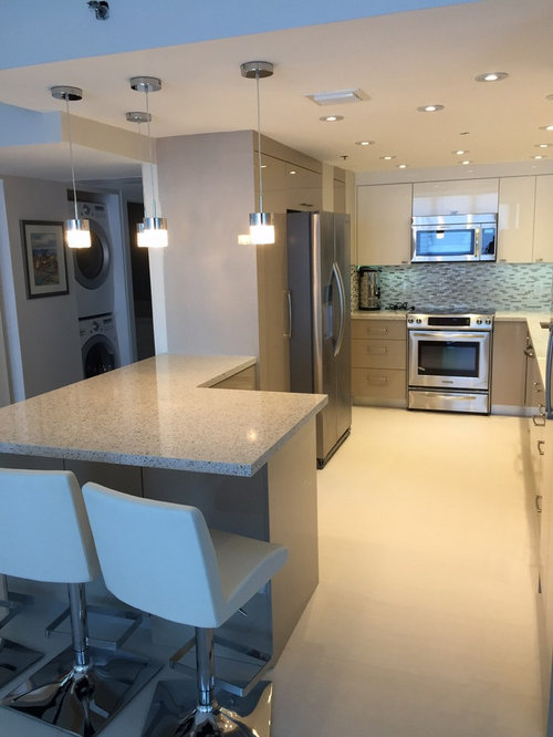 Modern high gloss kitchen pantry design ideas amp remodel pictures