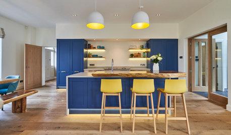 Kitchen Tour: A Colourful Family Kitchen for a Modern Farmhouse