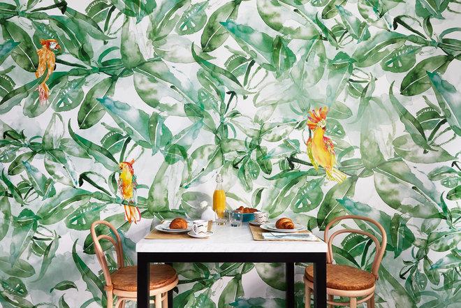 Transitional Kitchen by Toronto Interior Design Group | Yanic Simard
