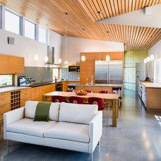 Contemporary Kitchen by Arkin Tilt Architects
