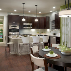 Contemporary Kitchen by TRIO Environments