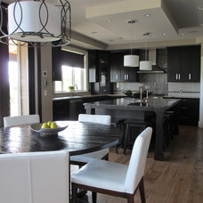Contemporary Kitchen by Your Designer