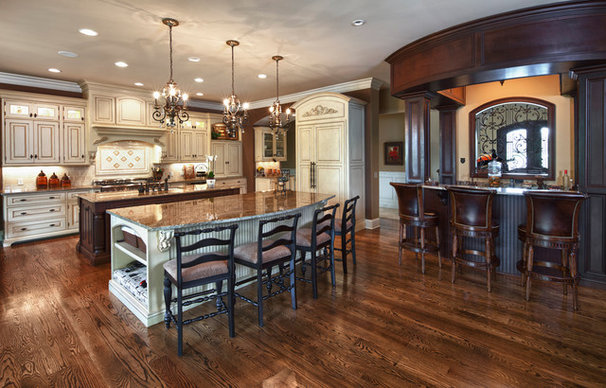 Traditional Kitchen by Designs on Madison