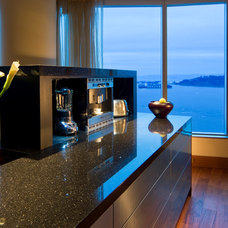 Modern Kitchen by Studio Becker- Bespoke Cabinetry and Millwork