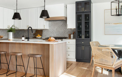 Kitchen of the Week: Scandinavian Modern and Family-Friendly