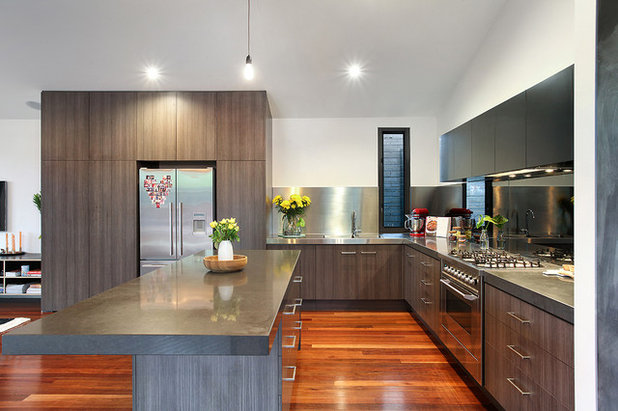Contemporary Kitchen by JFKDESiGN  landscape | buildings | interiors