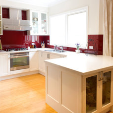 Contemporary Kitchen by Let's Talk Kitchens with Allan Aitken