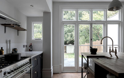 UK Houzz Tour: A Beautiful Rebirth for a Crumbling Edwardian Home
