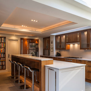 Split Level Kitchen Island Houzz