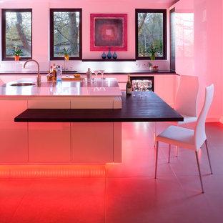 На фото: кухни в современном стиле