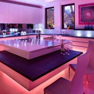 Moderne Küche in London