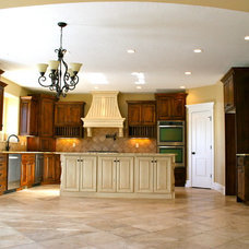 Traditional Kitchen by Carpenter's Mill LLC