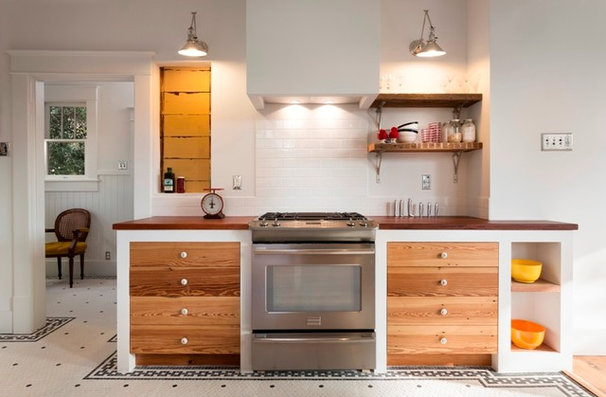 Kitchen of the Week: Vintage Appeal for a Texas Bungalow