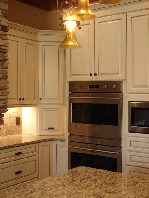 Kraftmaid Maple Overlay Gentry | Houzz