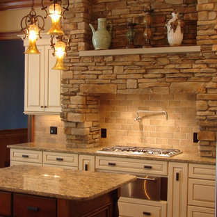 Kraftmaid Canvas Kitchen Ideas & Photos | Houzz on granite called sunset, indian sunset, gothic sunset, african sunset, spanish sunset, canadian sunset, chinese sunset, asian sunset,